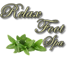relaxation foot spa